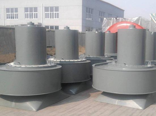 天津特鋼硅鋼線輸送氫氣用零泄露冷卻風機